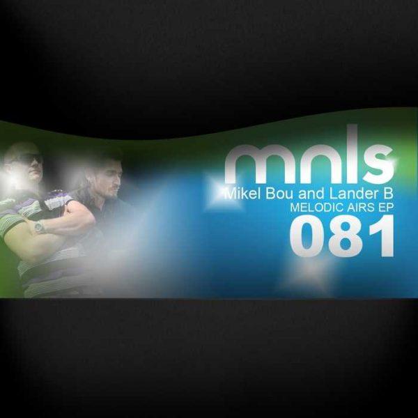 BOU, Mikel/LANDER B - Melodic Airs