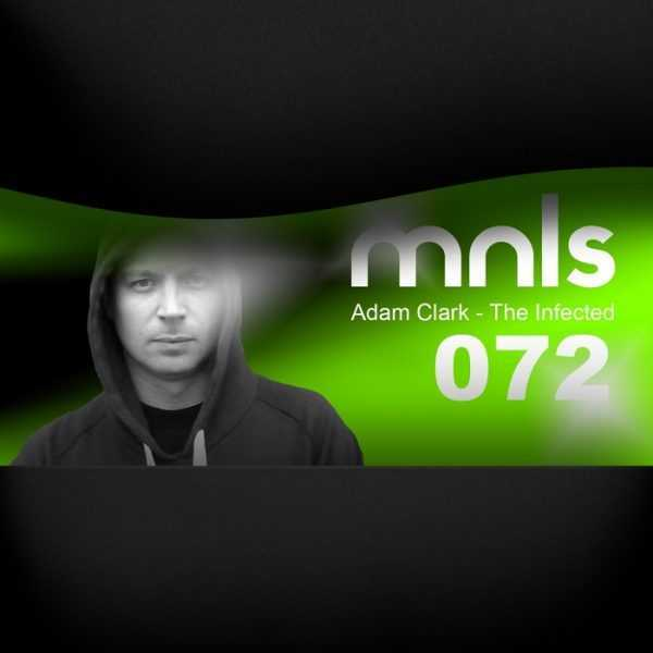 CLARK, Adam - The Infected